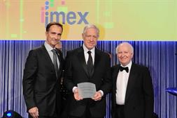 In pictures: BVEP's Hirst leads winners at Imex Awards 2013