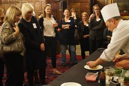 Fare of London's festive showcase at Ironmongers' Hall