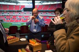 Week In Pictures: ISESTALKS; Wembley Stadium
