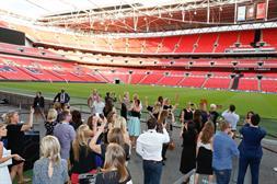 C&IT Agency Forum 2014, Wembley