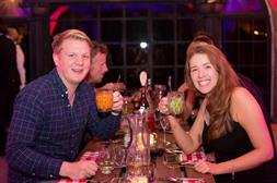 In Pictures: Concerto Group agency dinner
