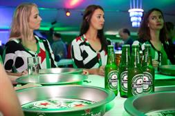 Week In Pictures: Heineken Sporting Weekend; Tower Hotel Showcase; Birmingham Resorts World