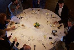 In pictures: Barclaycard delivers world's longest tasting menu