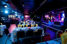 Five music venues with private hire facilities
