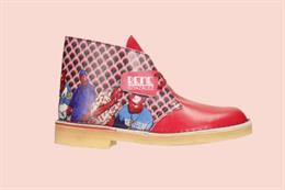 Clarks: Rebooted campaign culminates with London pop-up