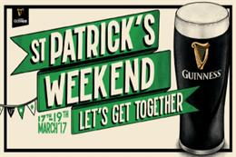 Guinness to host St Patrick's Day party