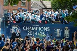Chelsea FC selects Innovision for victory parade
