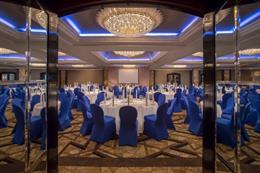 In pictures: Jumeirah Carlton Tower unveils revamped ballroom
