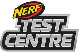 The Nerf Test Centre embarks on tour