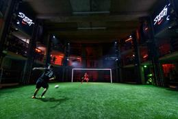 In pictures: Nike's 'Strike Night' in London