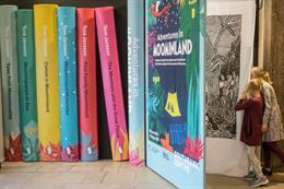 Event Essay: Creating Moominland