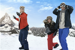 Swiss International Airlines launches snowball 'flight'