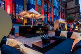 Five summer pop-ups with event space to hire