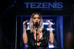 Behind the scenes: Tezenis hosts launch party for Rita Ora collection