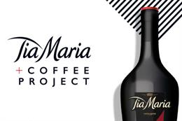 Tia Maria launches coffee cocktail event
