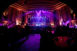 Six Christmas party venues available to hire