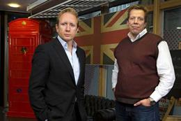 Logistik founder hands over reins to James Wilkins