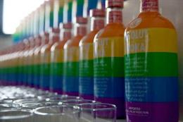 In pictures: Absolut creates art activation at New Designers