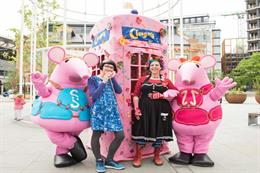 In pictures: Children TV series the Clangers launched with pop-up experience