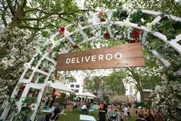 Event TV: Deliveroo's secret garden
