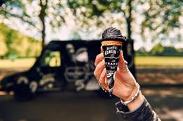 In pictures: Kraken Rum takes black ice cream on the road