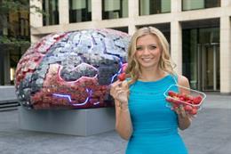 British Summer Fruits unveils giant berry brain