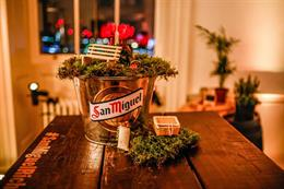 Seven brands on experiential: San Miguel