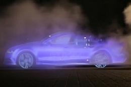 Global: Audi's 'disappearing billboards' stunt