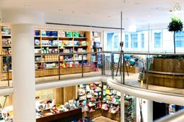 Waterstones and Airbnb partner for in-store sleepover