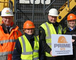 UK first for mine accreditation