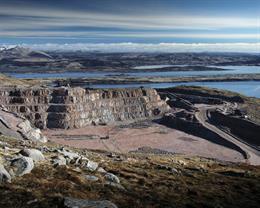 Granite quarry marks 30 years