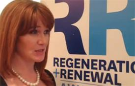 Regeneration & Renewal Awards: Claire O'Shea