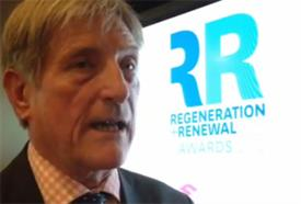 Regeneration & Renewal Awards: Eric Reynolds