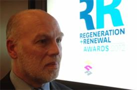 Regeneration & Renewal Awards: Lawrence Revill
