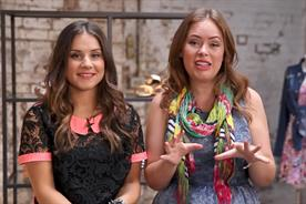 Tanya Burr and Electra  Formosa: host Very spot on YouTube