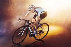EDF: using cyclist Victoria Pendleton for ad campaign