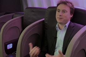 Simon Lloyd, marketing director at Virgin Atlantic