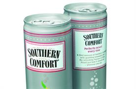 Southern Comfort extends brand into Lemonade & Lime premix