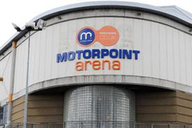 Motorpoint Arena: car supermarket brand secures branding rights for five years