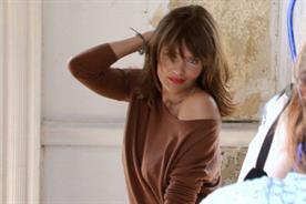 Helena Christensen: models Boden range
