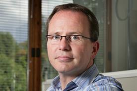 Jon Goldstone: joining Unilever (pic Colin Stout)