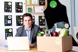 Ed Boyes, co-founder and marketing director, HelloFresh.co.uk