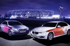 BMW: Olympic sponsor