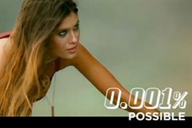 Coke Zero: 'taste the possibilities' campaign