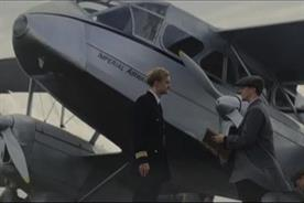 British Airways: mission ad charts the airline's aviation heritage