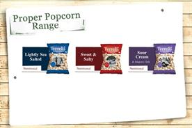 Tuyrells: diversifying into popcorn products