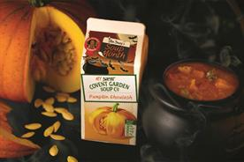 New Covent Garden Soup Co: product range delisted by Tesco