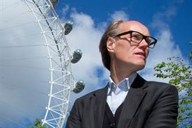 BBC arts editor Will Gompertz believes doubt is what fuels the creative mind