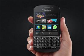 BlackBerry: business focus
