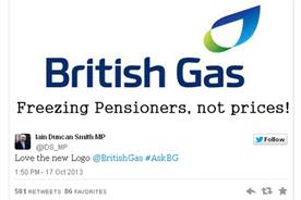 Twitter: parody accounts strike out at British Gas